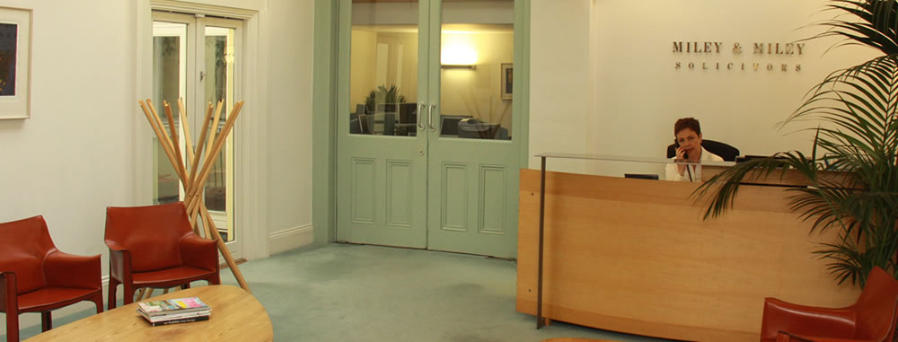 Reception Entrance