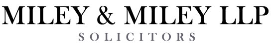 MILEY & MILEY LLP SOLICITORS